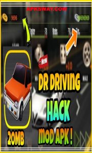 Dr. DRIVING Mod Apk Free Download For Android (Unlocked) 1