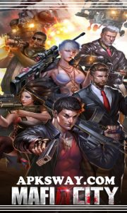 Mafia City Mod Apk With Unlimited Gold For Android |APKSWAY 1