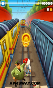 Subway Surfers Mod Apk For Android (Unlimited Coins) Download 3