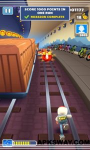 Subway Surfers Mod Apk For Android (Unlimited Coins) Download 4