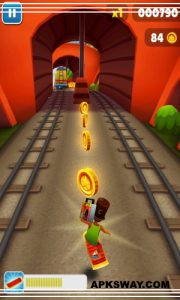 Subway Surfers Mod Apk For Android (Unlimited Coins) Download 5