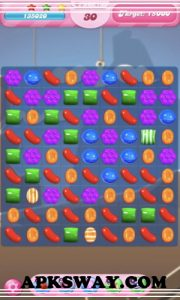 Candy Crush Saga Mod Apk Unlimited Gold For Android |APKSWAY 4
