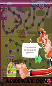 Candy Crush Saga Mod Apk Unlimited Gold For Android |APKSWAY 5