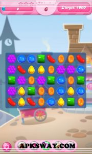 Candy Crush Saga Mod Apk Unlimited Gold For Android |APKSWAY 2