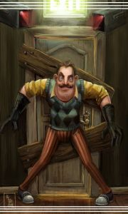 Hello Neighbor MOD APK For Android (Unlocked Version) Free Download 5