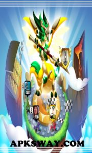 Dragon City Mod Apk Download With Unlimited Gems |APKSWAY 2