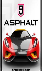 Asphalt 9 Mod Apk (Unlimited Nitro & Money) 1