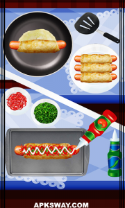 Cooking Fever Mod Apk For Android (Unlocked Version) 4