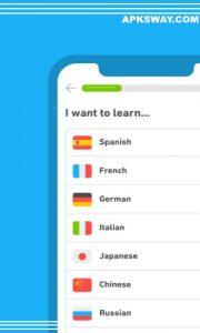 Duolingo Mod Apk For Android Premium Unlocked 3
