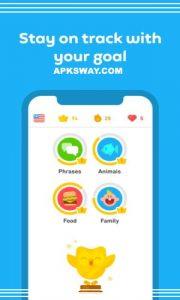 Duolingo Mod Apk For Android Premium Unlocked 1