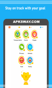 Duolingo Mod Apk For Android Premium Unlocked 2