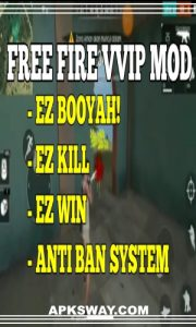 Garena Free Fire Mod Apk for Android Free Download 4