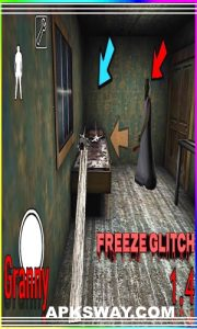 Granny Mod Apk For Android Free Download (Unlocked Version) 3