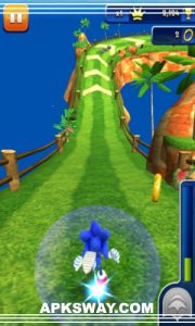 Sonic Dash Mod Apk For Android  Full Unlocked Version 5