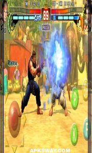 Street Fighter IV Champion Edition MOD APK Download 5