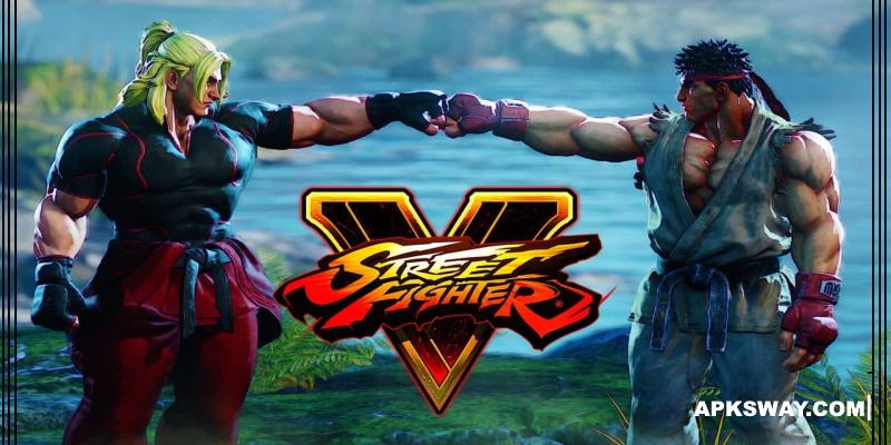 Street Fighter Apk