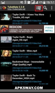 TubeMate Mod Apk For Android Ad-Free Version 5