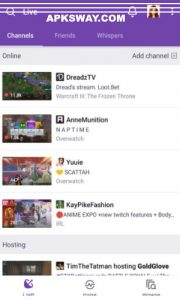 Twitch Mod Apk For Android  Download AD-Free Version 5