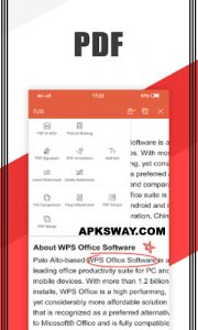 WPS Office Mod Apk For Android (Premium Unlocked) 4