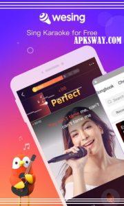 WeSing MOD Apk Download Premium Unlocked Version 4
