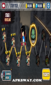 Stickman Warriors Mod Apk Download For Android (Unlocked) 2
