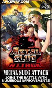 Metal Slug Mod Apk Download (Unlocked Version) 1