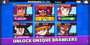 Brawl Stars Mod Apk Download for Android (Unlimited Money) 4