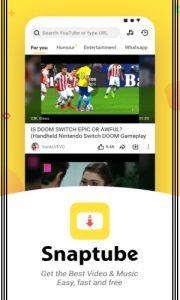 Download SnapTube Mod Apk Latest Verison (Ad-Free) 4