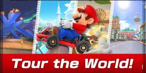 Mario Kart Tour Mod Apk For Android (Unlimited Ruby) 1