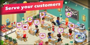 My Cafe: Recipes & Stories Mod Apk Download 2