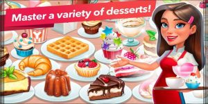 My Cafe: Recipes & Stories Mod Apk Download 3