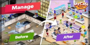 My Cafe: Recipes & Stories Mod Apk Download 5