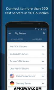 NordVPN Mod Apk Free Download (Premium Unlocked) 3