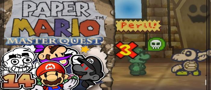 Paper Mario Master Quest