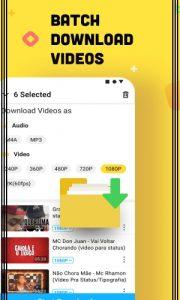 Download SnapTube Mod Apk Latest Verison (Ad-Free) 3