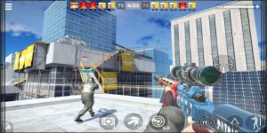 AWP Mode: Elite Online 3D Sniper Action Mod Apk Download 1