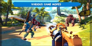 Blitz Brigade Mod Apk For Android (Unlimited Money) 3