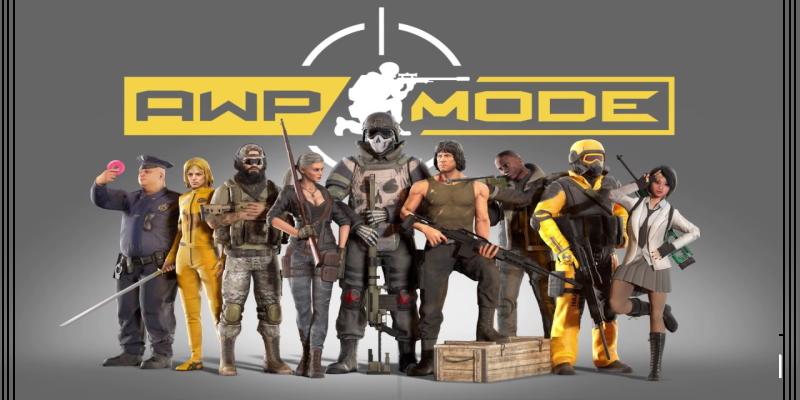 AWP Mode Elite Online 3D Sniper Action Apk