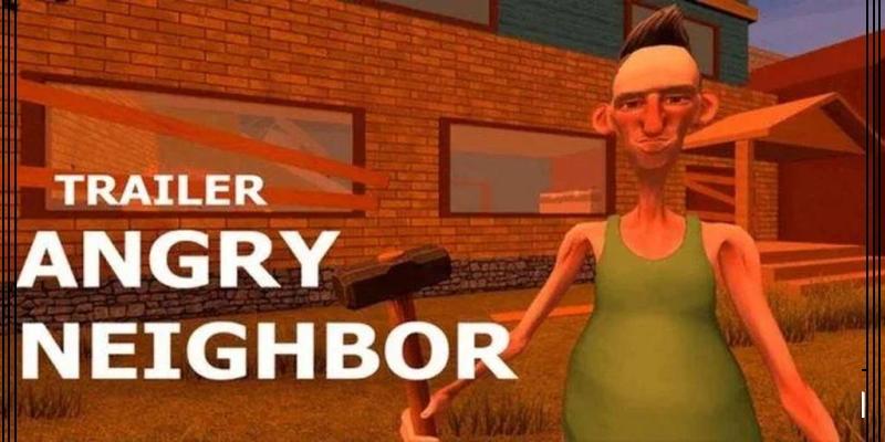 Angry Neighbor Apk